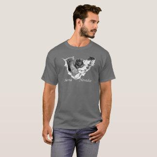 Sierra Nevadas. Bear at waterfall T-Shirt