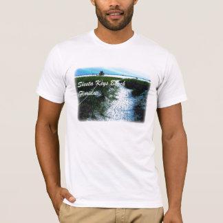 Siesta Keys Beach, Florida Apparel T-Shirt