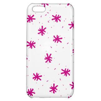 Signature iPhone 5C Case - Orchid