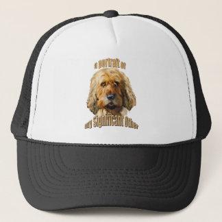 significant otterhound trucker hat