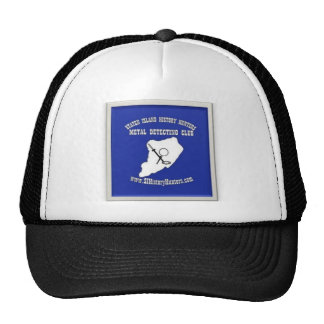 SIHH Logo Square Corners Printed Hat
