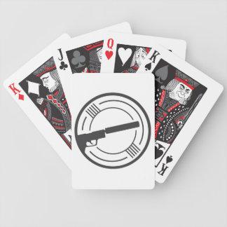 Silencer News Playing Cards