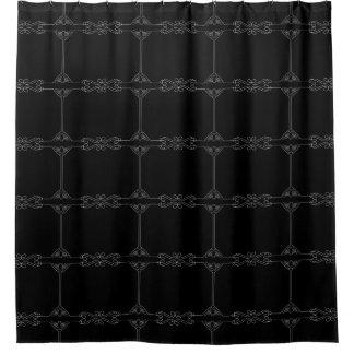 Silent Film Shower Curtain
