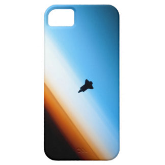 Silhouette of the Space Shuttle Endeavour iPhone 5 Cover
