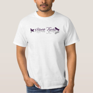 Silhouette Papillons T-Shirt