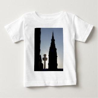 Silhouette Scene, Liverpool UK Tee Shirt