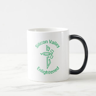 Silicon Valley Enlightened Secret Agent Mug
