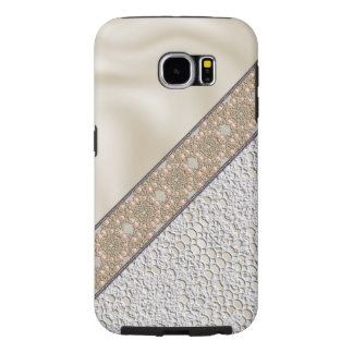 Silk and Lace Samsung Galaxy S6 Cases