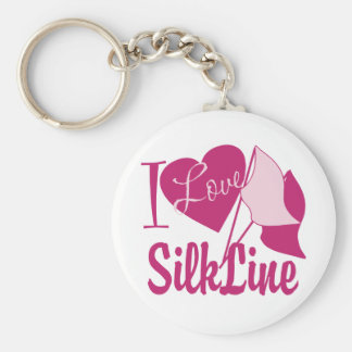 Silk Line Key Ring