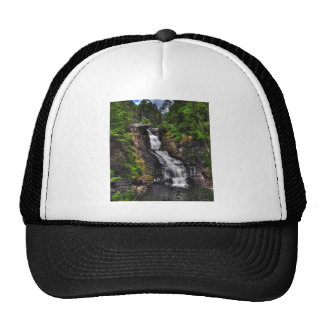 Silky Waterfalls Cap