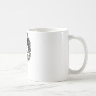 silluete Phibbie TShirt+black_trans copy Basic White Mug