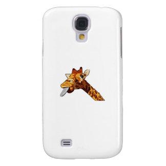 Silly Giraffe Galaxy S4 Case