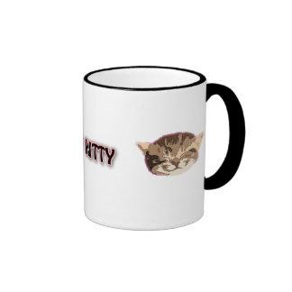 Silly Kitty Basic Mug 1