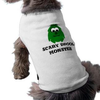 Silly Little Dark Green Monster Shirt