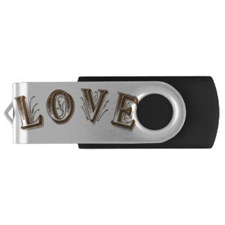 Silver, 16 GB, Black USB USB Flash Drive