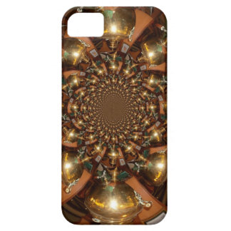 Silver and Gold iPhone 5 Covers