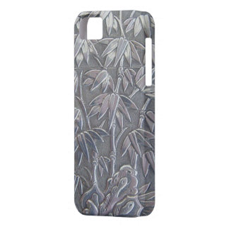 silver bamboo iphone 5 case