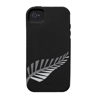 Silver Fern Awesome New Zealand image Case For The iPhone 4
