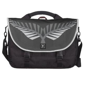 Silver fern wings laptop computer bag
