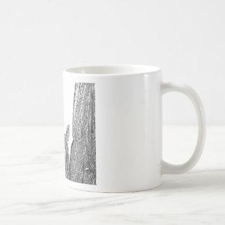 SILVER foil Cactus  -  Green Theme Mug
