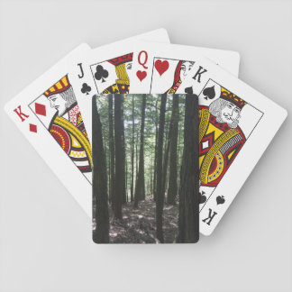 Silver Lake Vermont Playing Cards