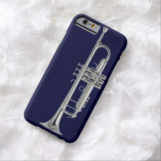 Silver melody barely there iPhone 6 case