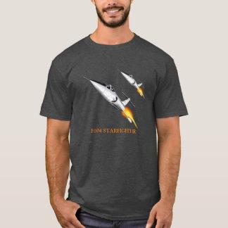 Silver Starfighter F104 T-Shirt
