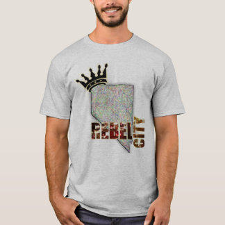 Silver State - Nevada - Las Vegas T-Shirt