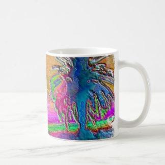 Silverlake Sunset 1 oval Coffee Mug