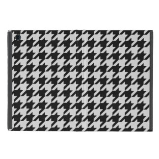 Silvery Houndstooth 2 iPad Mini Cover
