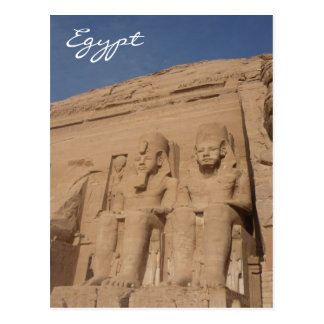 simbel egypt post cards