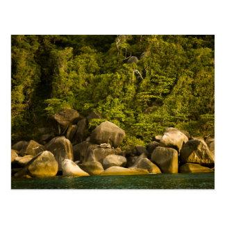Similan Islands, Marine National Park near Postcard