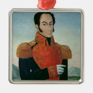 Simon Bolivar Christmas Ornament