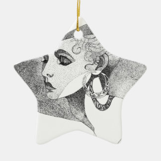 Simone Christmas Ornament
