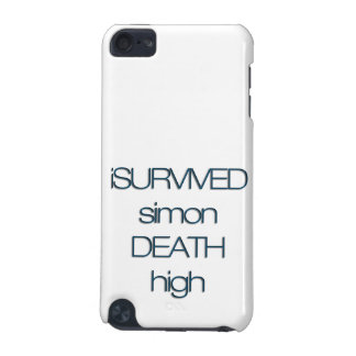 Simons Death High ipod Touch Case