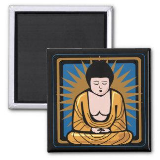 Simple Buddha Art Fridge Magnets
