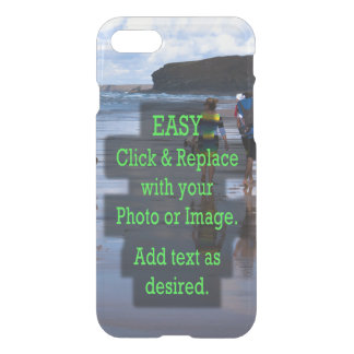 Simple Click and Replace Photo to Create Your Own iPhone 8/7 Case