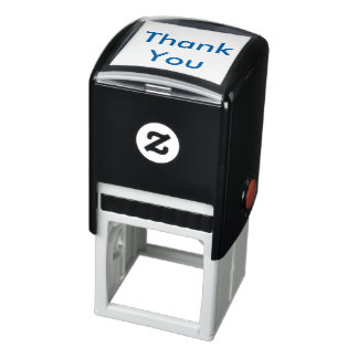 Simple Company Thank You Self-inking Stamp