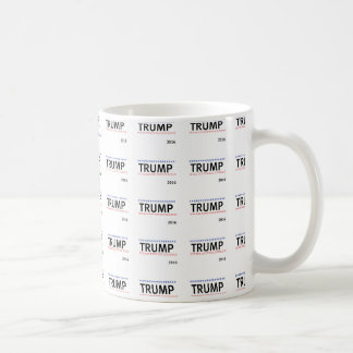 Simple Donald Trump 2016 Tile Mug