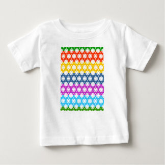 Simple Graphics - Exotic Happy Patterns Baby T-Shirt