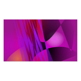 Simple Misty Abstract Balance Art Business Cards