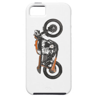 Simple Motorcycle - Cafe Racer 750 iPhone 5 Case