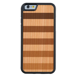 Simple ones but decay carved cherry iPhone 6 bumper case