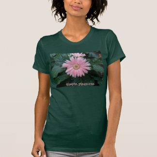 Simple pleasures Fine Jersey Short Sleeve T-shirt