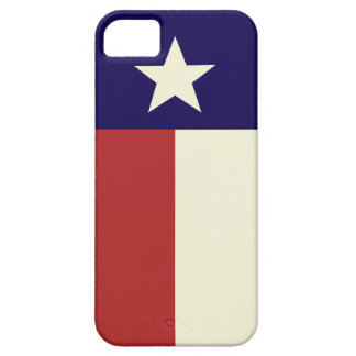 Simple Texas Flag iPhone 5 Covers