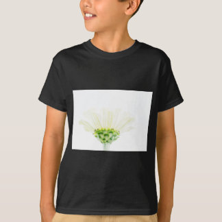 Simplistic White Zinnia T-Shirt