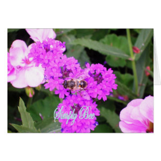 Simply Bee Card