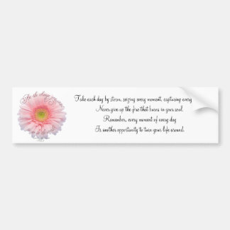 Simply Cherise Signature Bumper Sticker