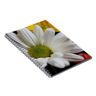 Simply Daisy Spiral Notebook