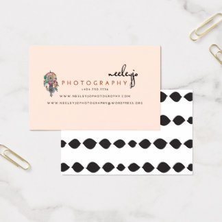 Simply Photography Business Card